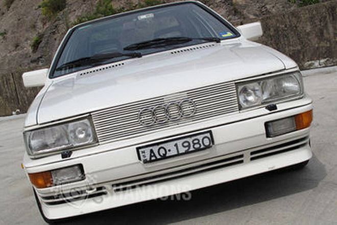 Audi UR Quattro Turbo Coupe