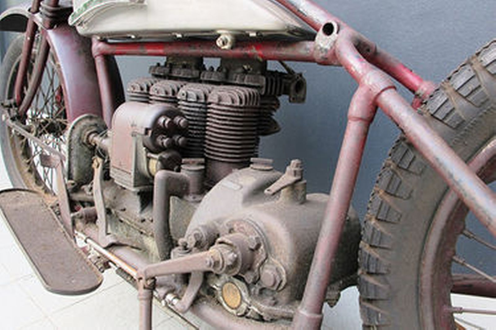 Ace 75ci (1230cc) Motorcycle 4-Cylinder In-Line (Project)