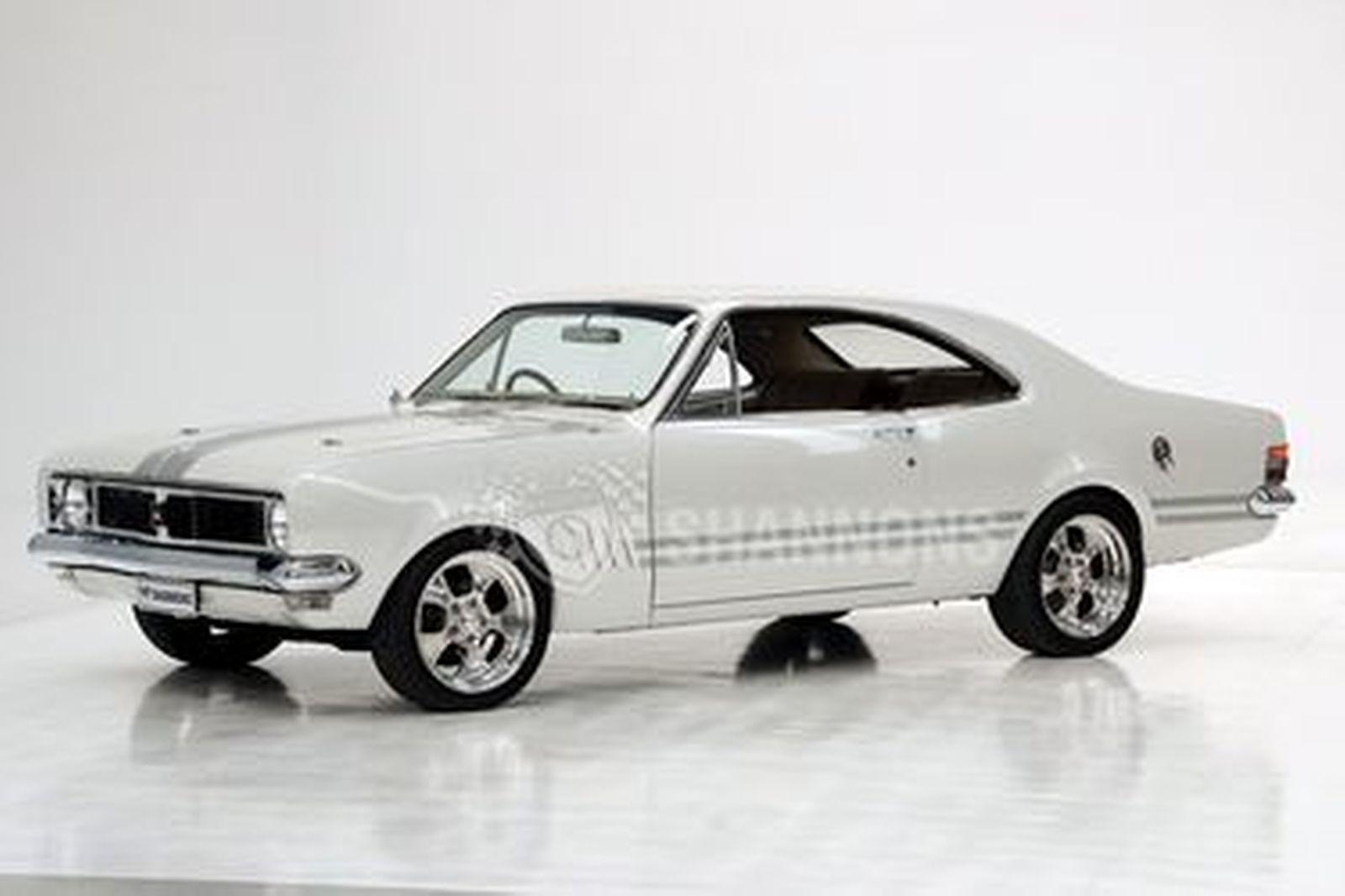 Holden HT Monaro 'Modified' 383 V8 Coupe