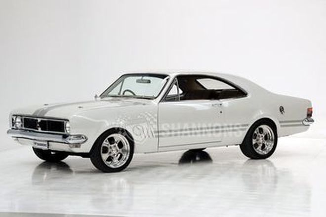 Holden HT Monaro 'Modified' 383 V8 Coupe