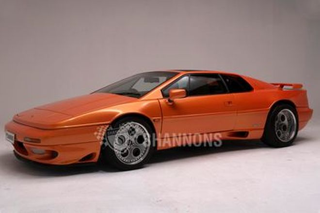 Lotus Esprit Turbo 'Wide Body' Coupe