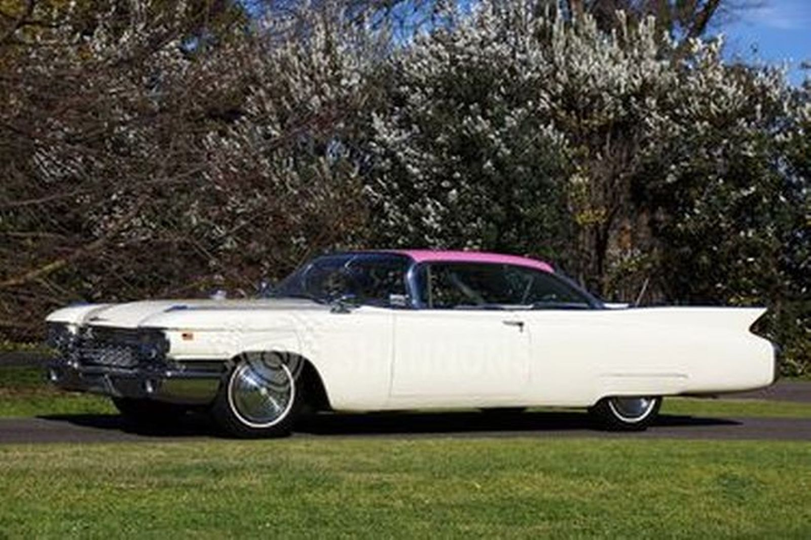 Sold Cadillac Coupe Deville Rhd Auctions Lot 20 Shannons