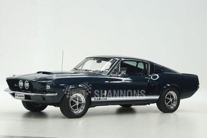 Shelby Mustang GT350 Fastback (LHD)
