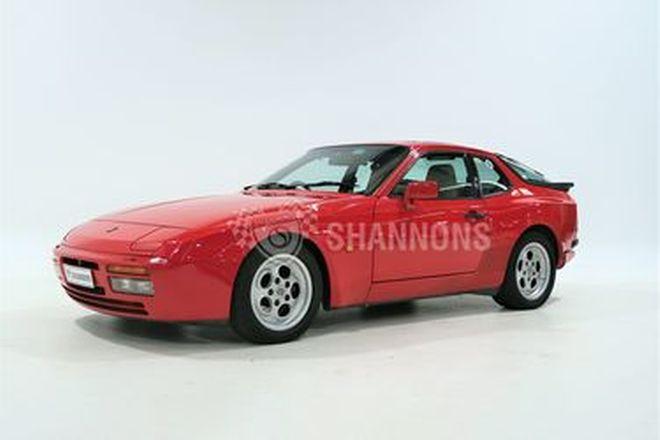 Porsche 944 Turbo Coupe