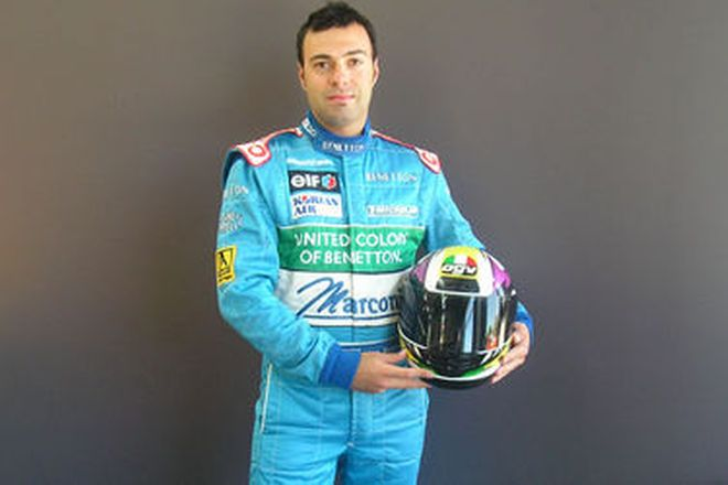 Race Suit - Mark Webber Benetton Race Suit