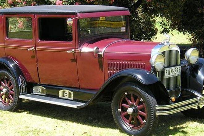 Essex Challanger Sedan