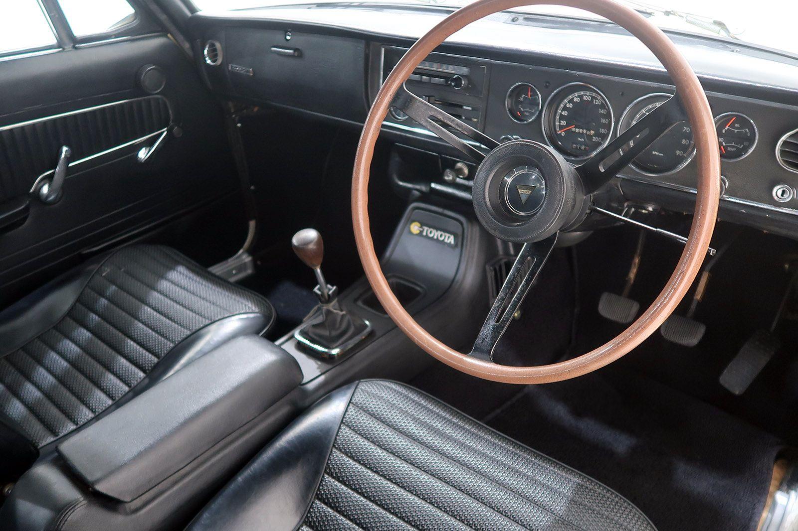 Toyota Corona 1600 GT5 Coupe