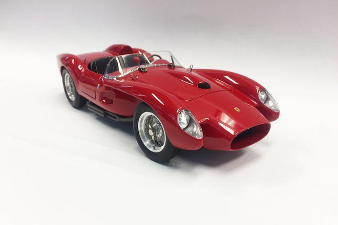 Model Car 1953 Ferrari 500 F2