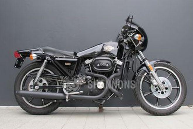 Harley Davidson XLCR 1000cc 'Café Racer' Motorcycle