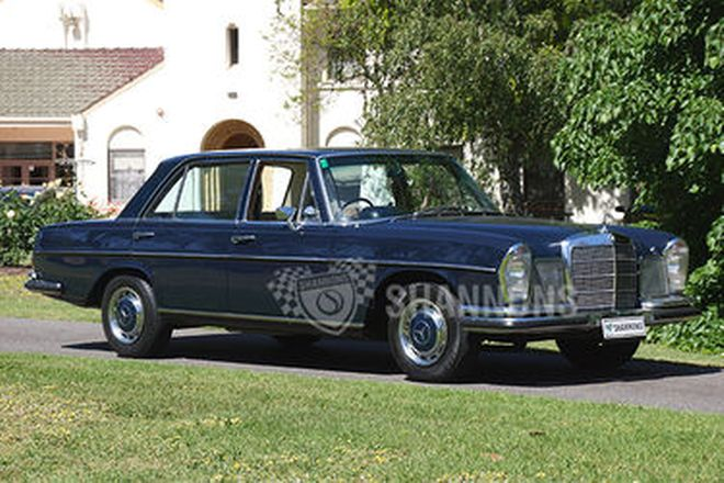 Mercedes-Benz 280SEL Saloon