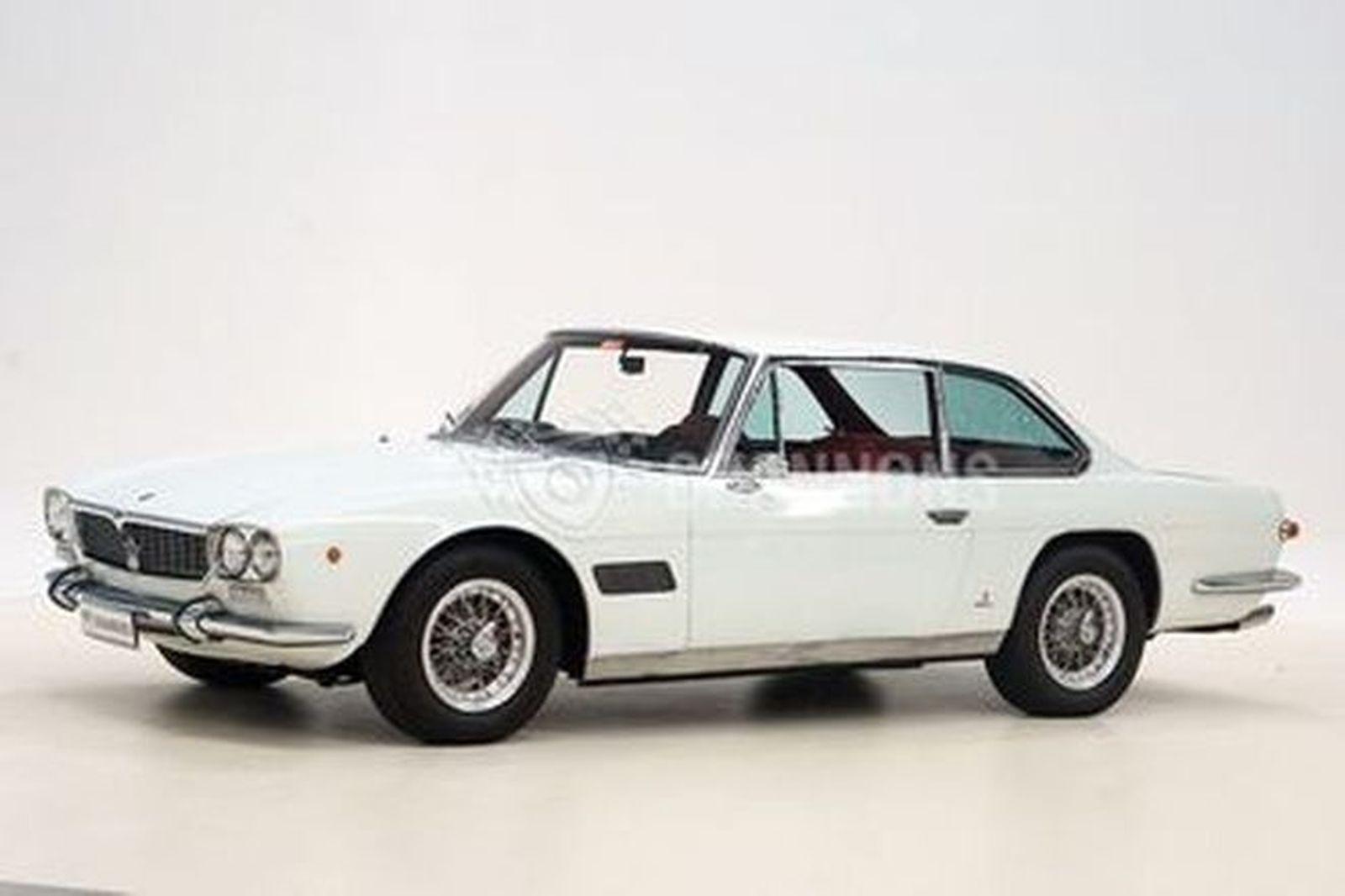 Maserati Mexico 4.2 Coupe (LHD)
