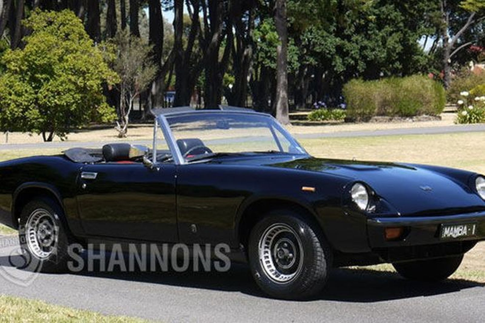 Sold Jensen Healey Mk1 Roadster Auctions Lot 4 Shannons