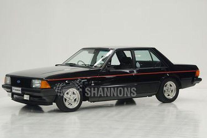 Ford XD Fairmont ESP 4.1 Sedan