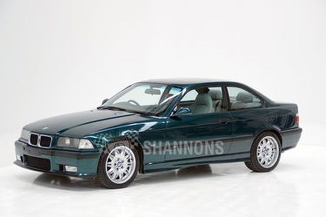BMW M3 (E36) 3.2 Coupe