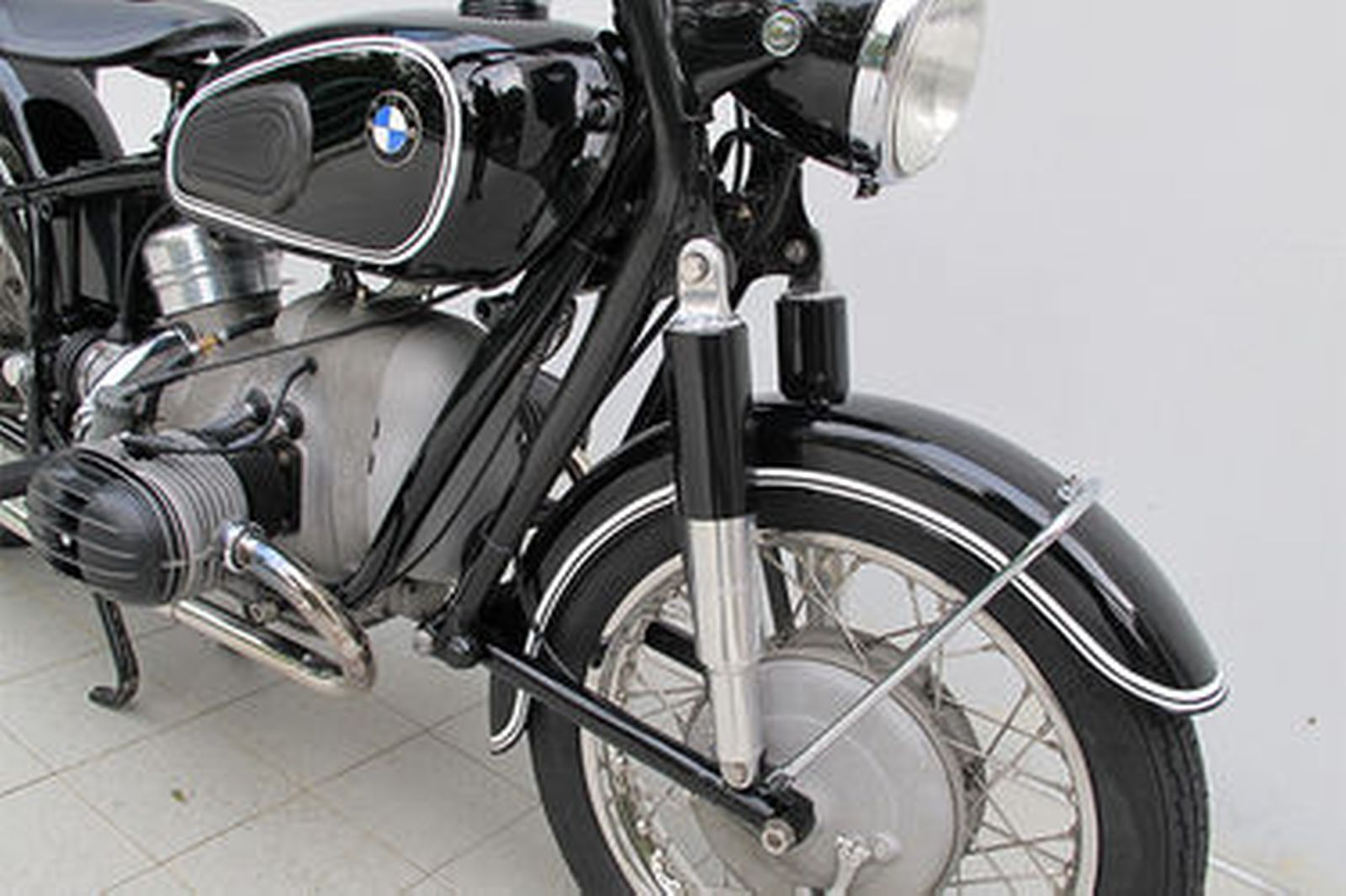 sold bmw r50 motorcycle auctions lot u shannons. Black Bedroom Furniture Sets. Home Design Ideas