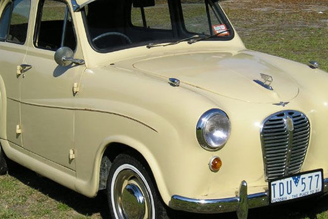 Austin A30 Sedan