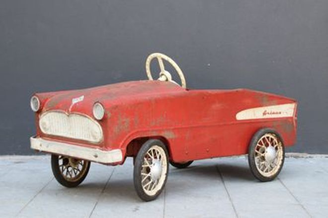 Pedal Car - c1960 Simca Ariane (Unrestored)