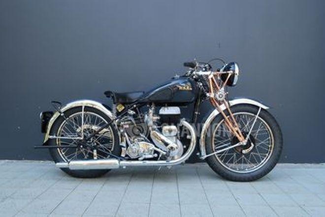 BSA WM20 500cc Motorcycle