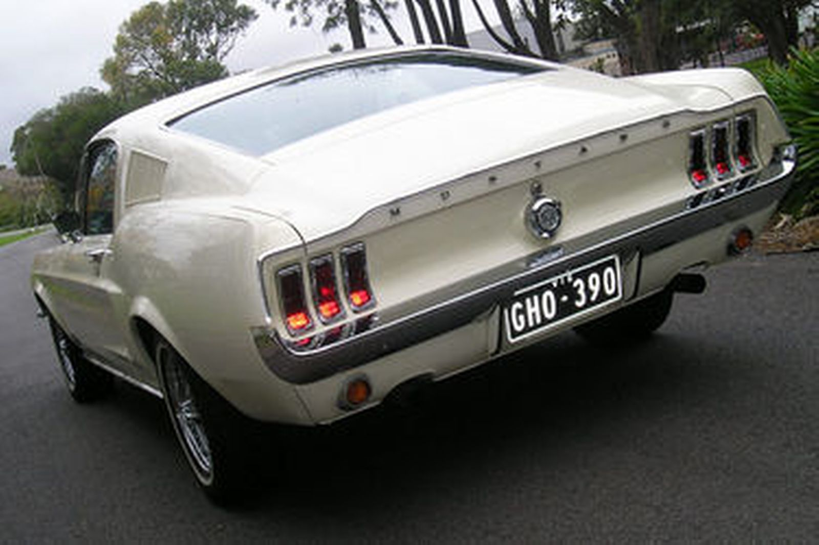 Ford Mustang GTA 390 Fastback (RHD) Auctions - Lot 24 - Shannons