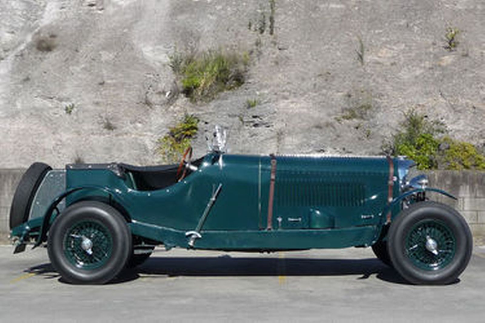 4 1/2 Litre Blown Bentley (Replica)