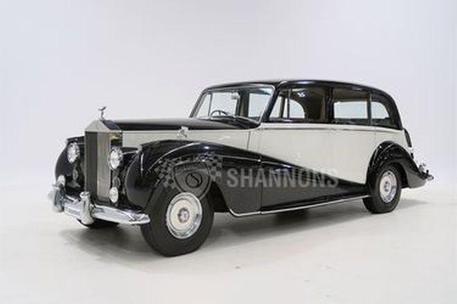 Rolls-Royce Silver Wraith 'Park Ward' Limousine