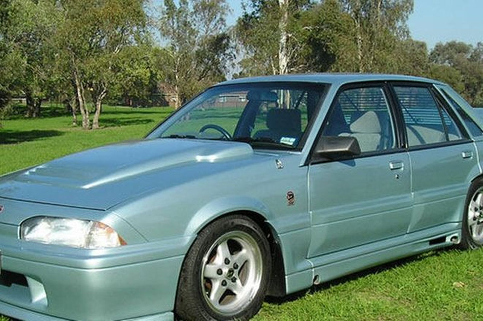 Sell Car Online >> Sold: Holden VL Walkinshaw Group A SS Sedan Auctions - Lot 24 - Shannons