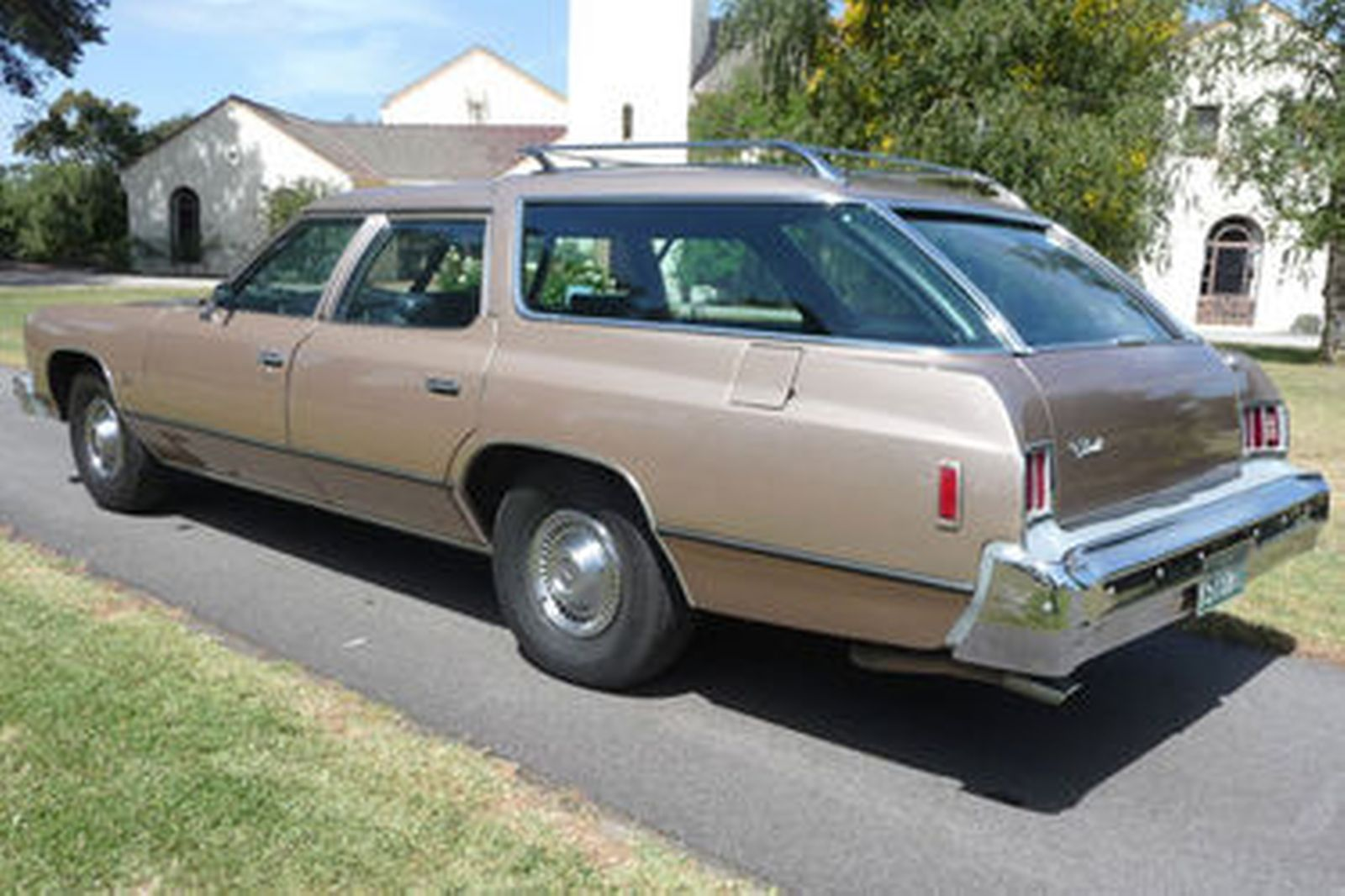 New Chevy Impala >> Sold: Chevrolet Impala (Hearse) Wagon Auctions - Lot 8 - Shannons
