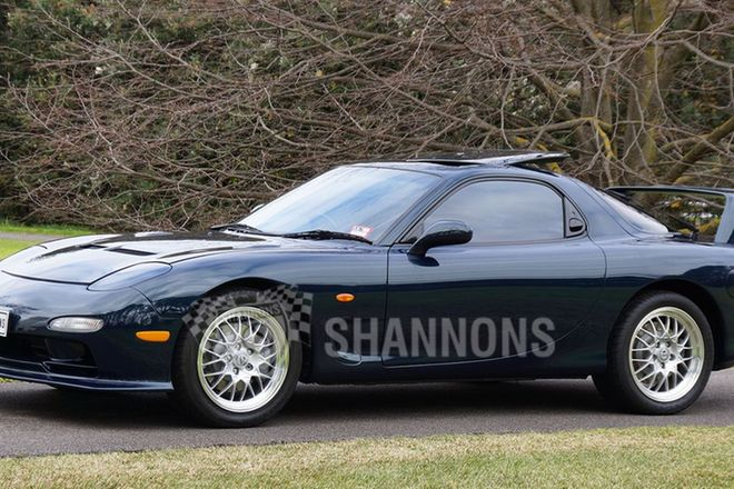 Mazda RX-7 SP Coupe