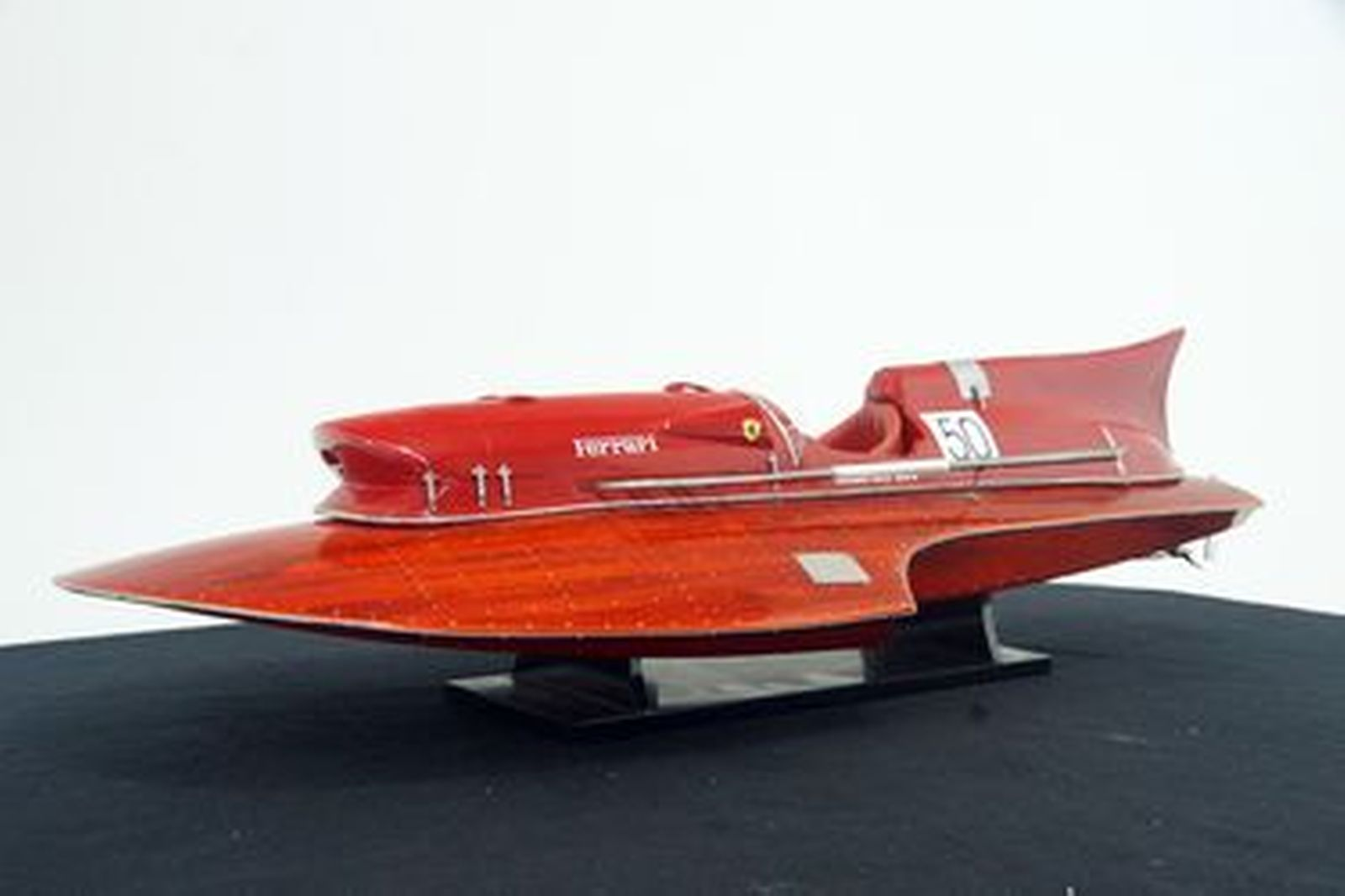 Model Boat - Ferrari Hydroplane (90cm long)