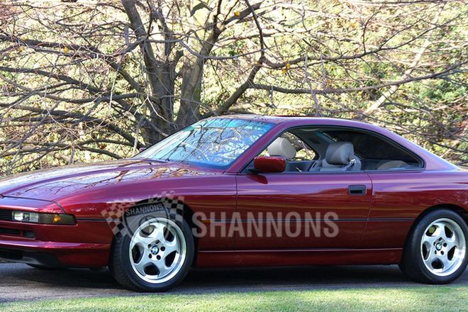 BMW 840ci Coupe