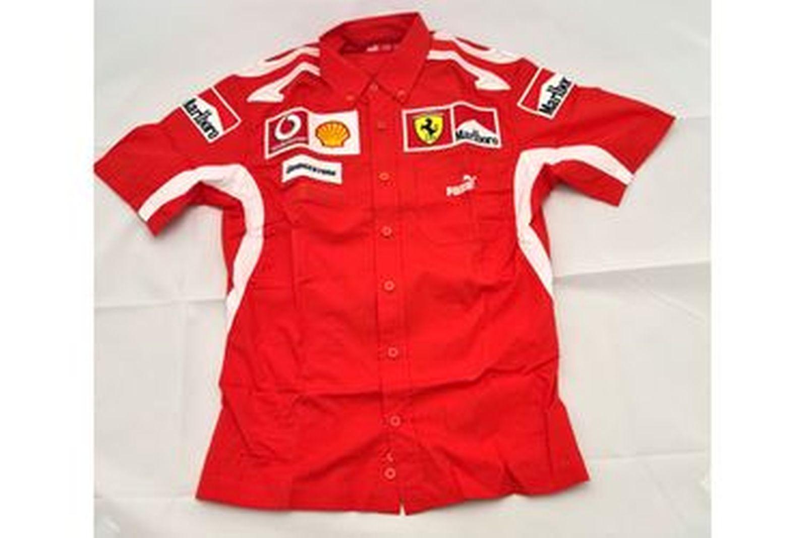 Marlboro Ferrari Team Shirt - Female size Medium