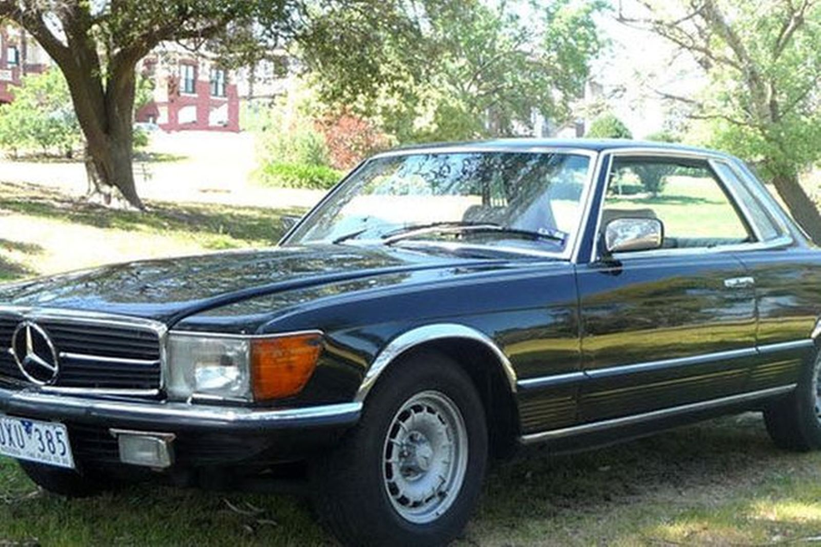 Sold mercedes benz 450slc coupe auctions lot 6 shannons for Mercedes benz 1980