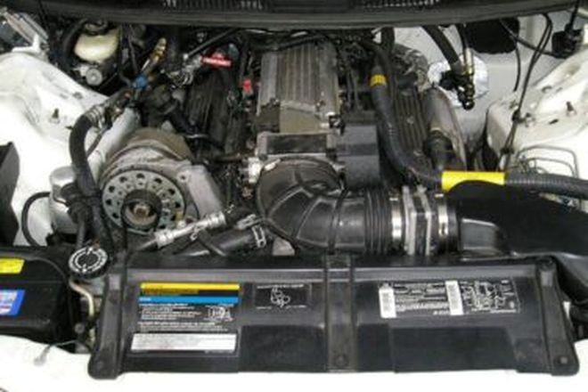 Chevrolet Camaro Z28 Convertible (RHD)