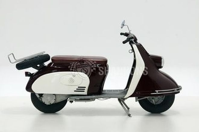 Heinkel 175cc Tourist Scooter