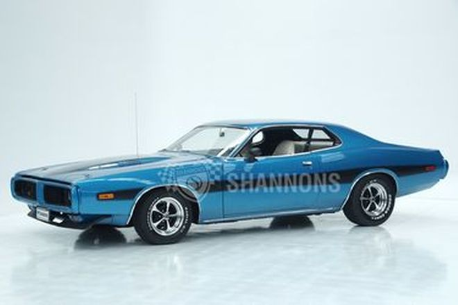 Dodge Charger 440 Magnum Coupe (LHD)