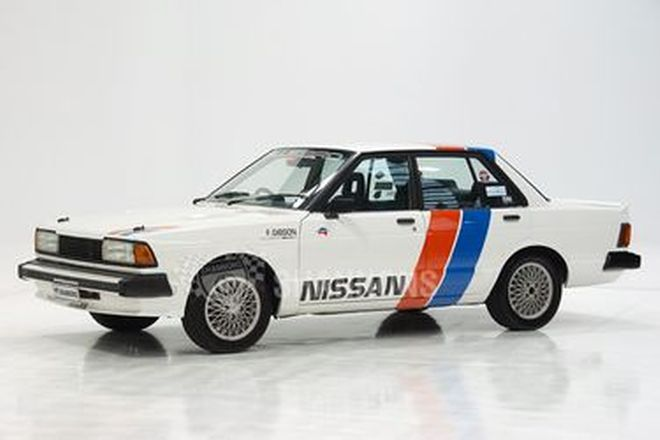 Nissan Bluebird TRX 'Turbo' Sedan