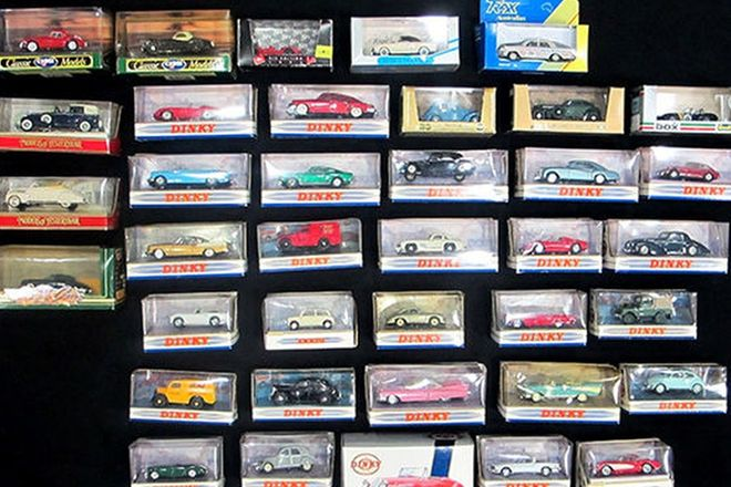 Model Cars - 38 x Assorted Boxed Model Cars (Scale 1:43)