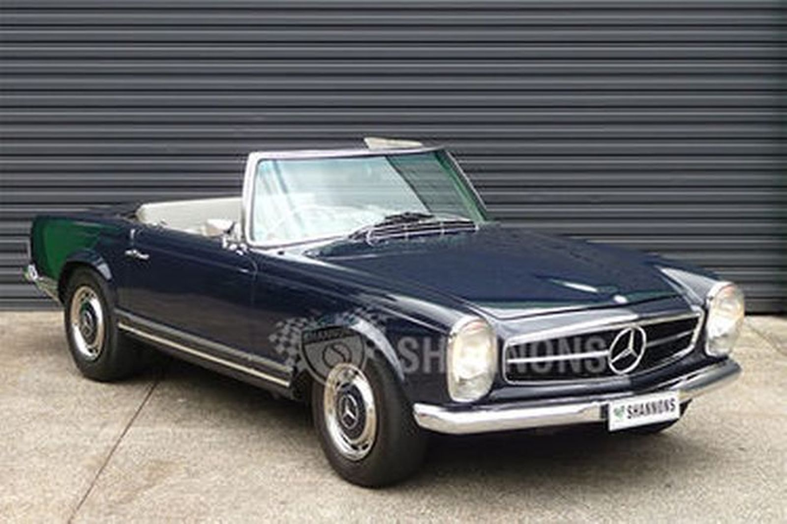 Sold Mercedes Benz 280sl Convertible Auctions Lot 20