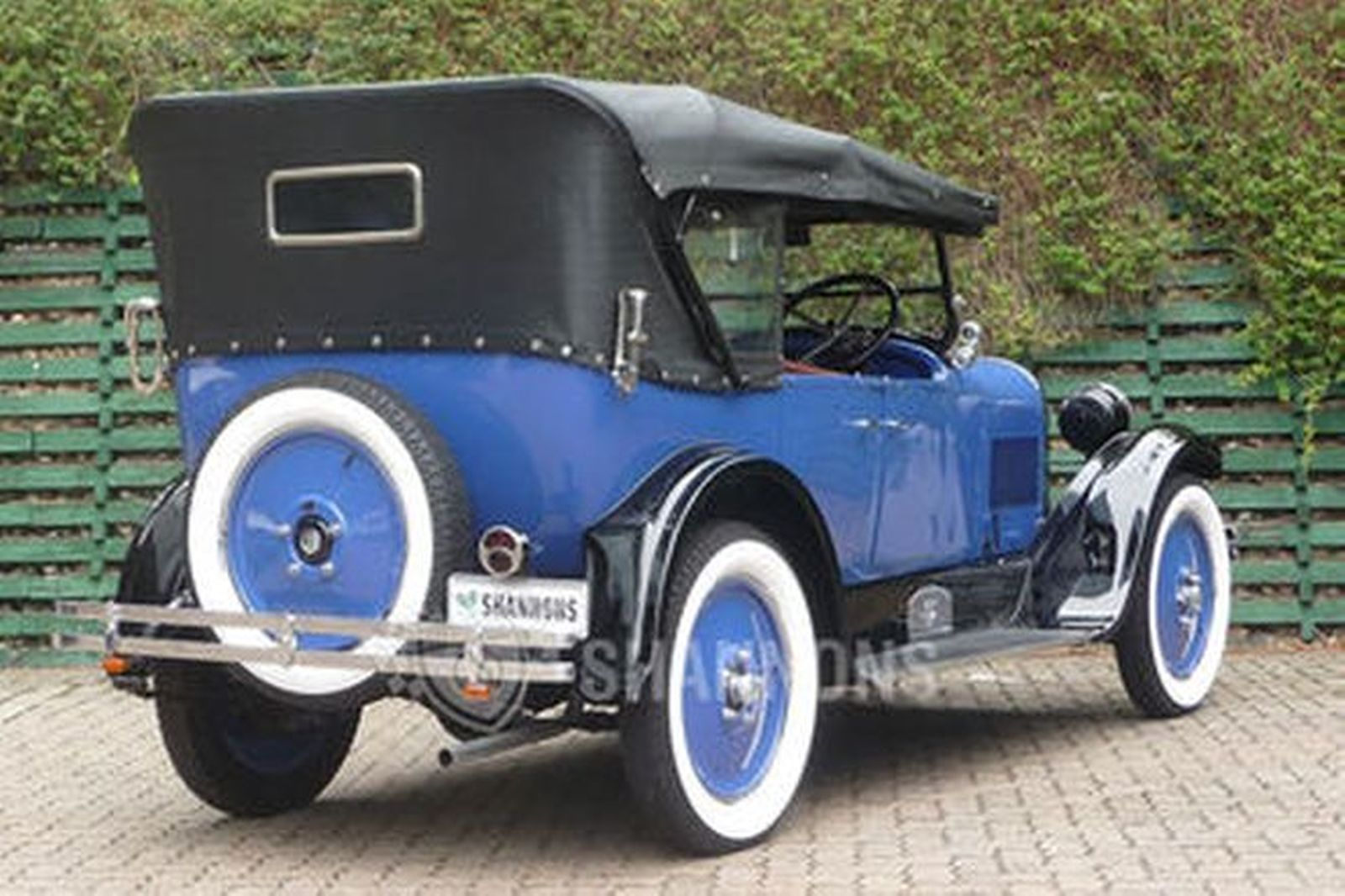 Sold Dodge Tourer Rhd Auctions Lot 8 Shannons