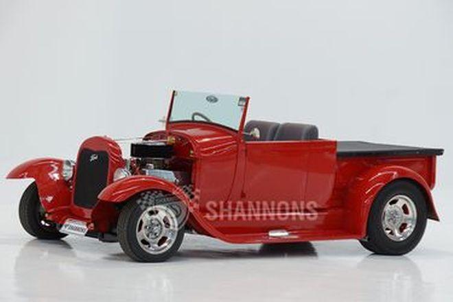 Ford A 'Hot Rod' Pick Up (RHD)