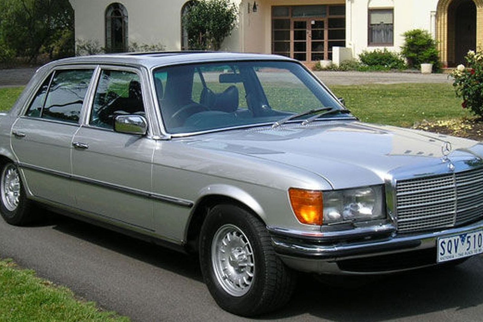 mercedes benz 450sel 6 9 saloon auctions lot 21 shannons. Black Bedroom Furniture Sets. Home Design Ideas