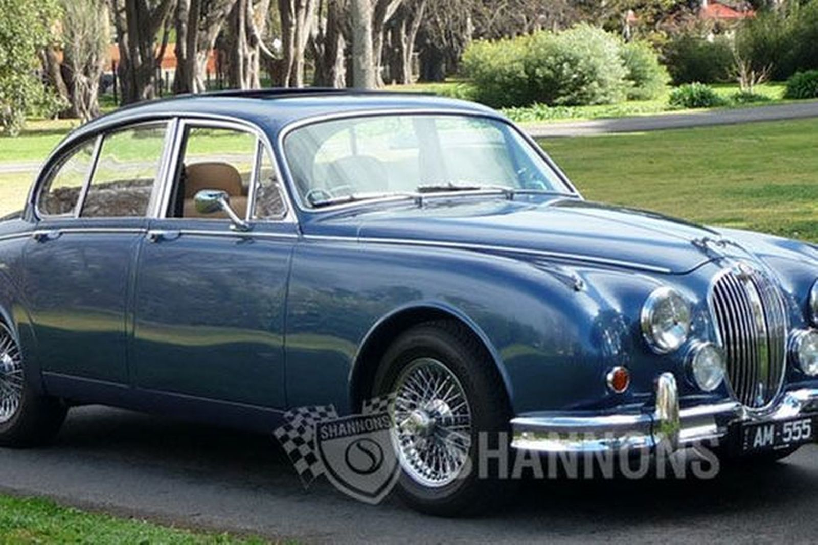 sold jaguar mk2 3 8 39 improved 39 saloon auctions lot 25 shannons. Black Bedroom Furniture Sets. Home Design Ideas