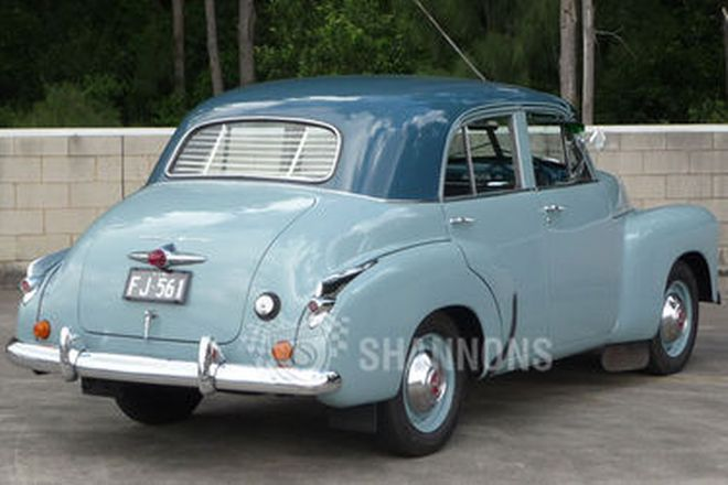Holden FJ Special Sedan
