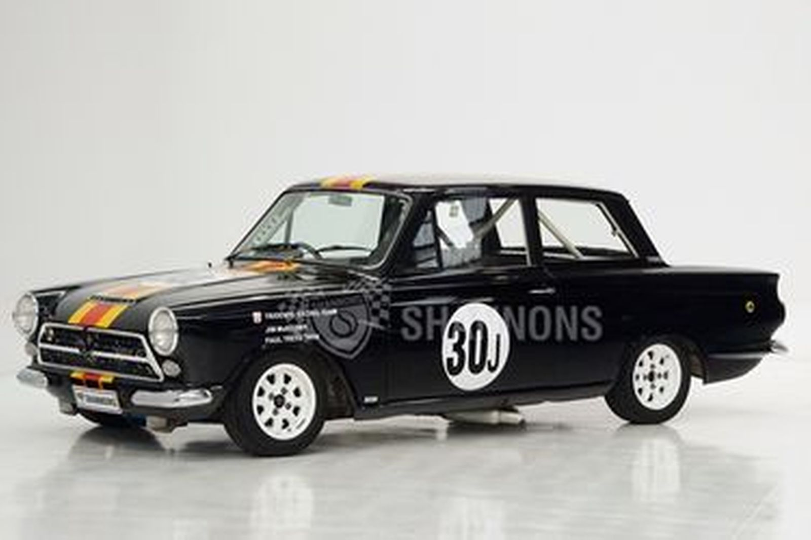 Ford Cortina 'Group N' 2Dr Sedan (Race Car)