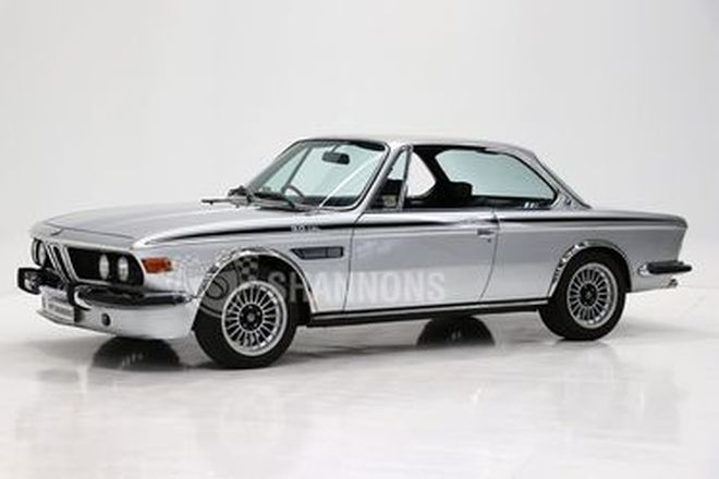 BMW 3.0 CSL Coupe