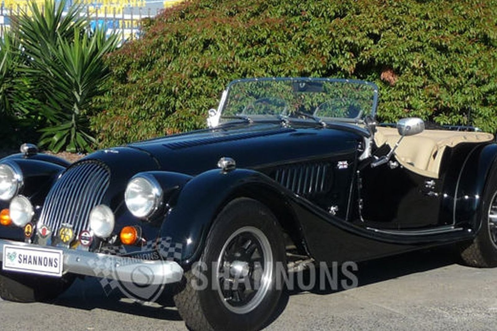 morgan plus 8 39 lightweight 39 roadster auctions lot 29 shannons. Black Bedroom Furniture Sets. Home Design Ideas