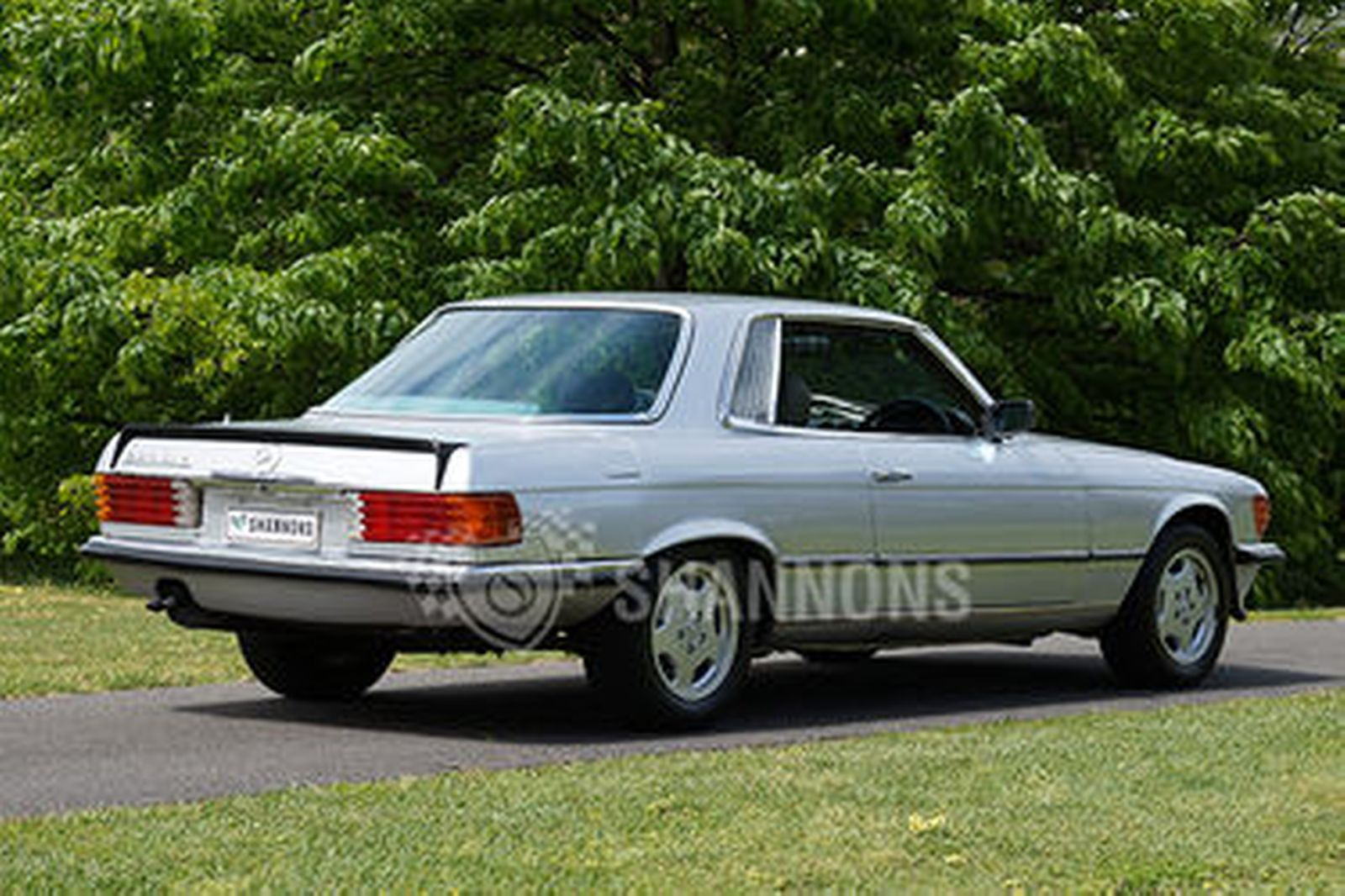 Mercedes-Benz 280 SLC Coupe