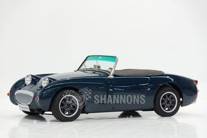 Austin-Healey 'Bug Eye' Sprite Roadster