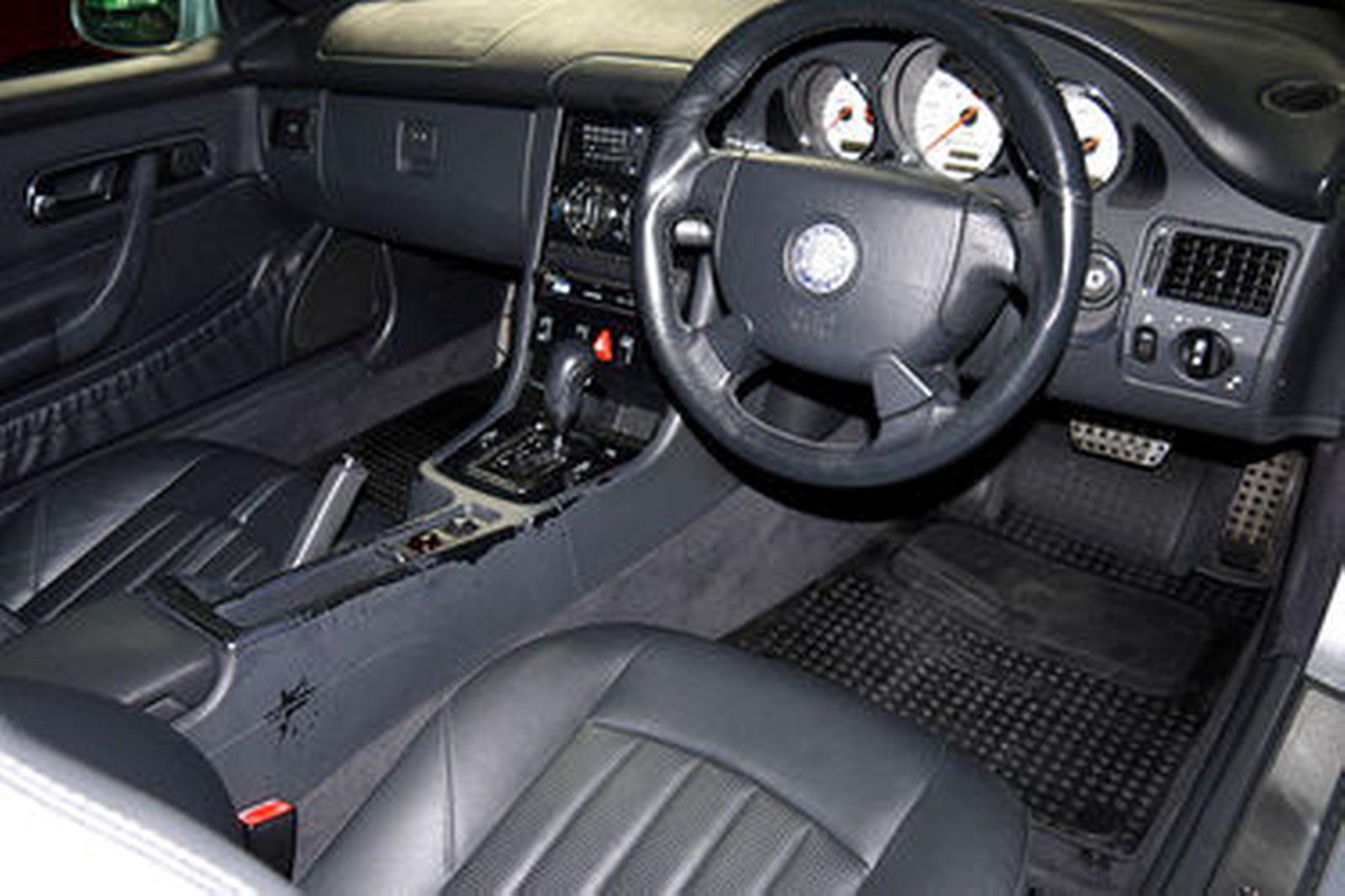 Mercedes-Benz SLK32 AMG Convertible