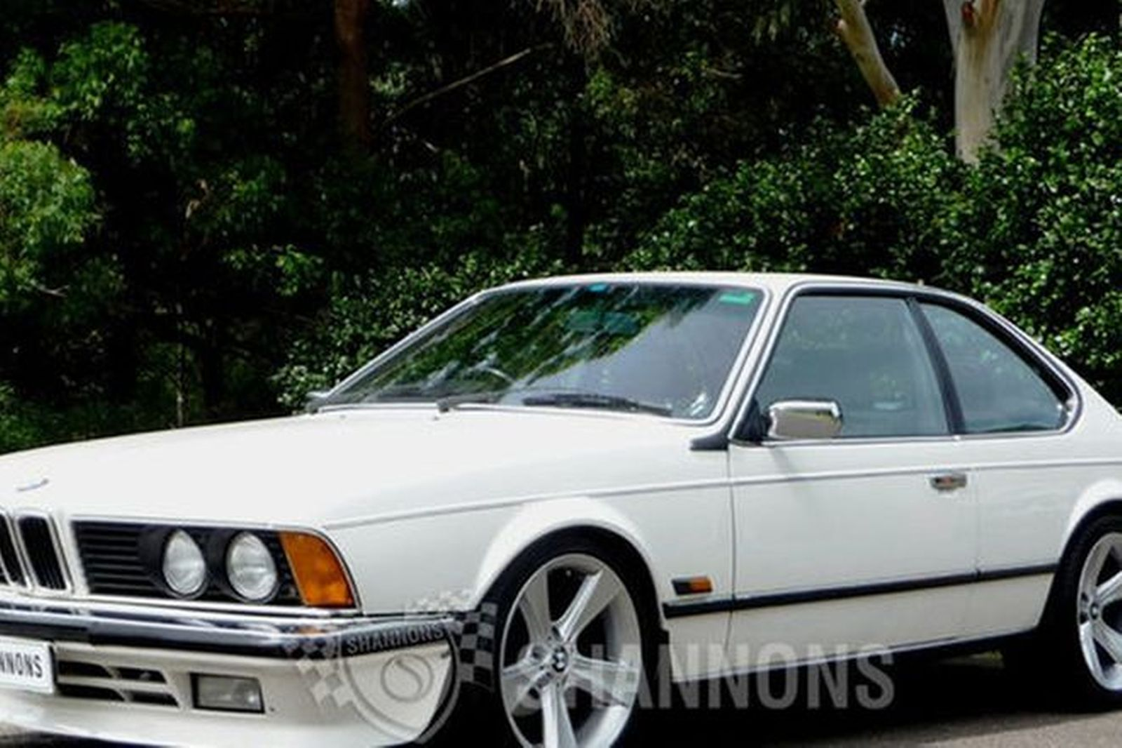 sold bmw 635csi coupe auctions lot 2 shannons. Black Bedroom Furniture Sets. Home Design Ideas